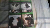 Xbox one games $15 each