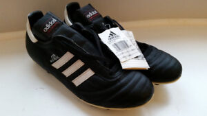NEW! Vintage 1999 Adidas Copa Mundial Soccer Cleats 10.5