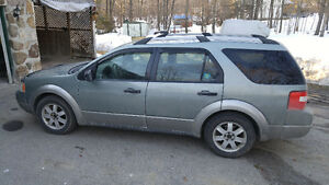 2005 Ford FreeStyle/Taurus X Wagon AWD