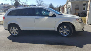 2014 Dodge Journey R/T - NEW TIRES