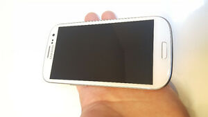 Rogers White Samsung S3 GREAT condition