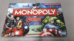 BRAND NEW GAME, NOT OPENED. MONOPLOLY