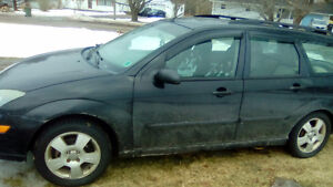 2003 Ford Focus No Wagon