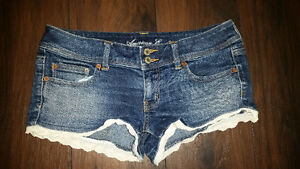 American Eagle Shorts Size 8