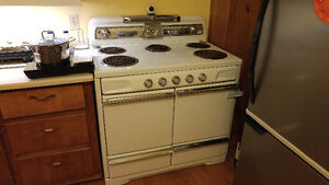 1950s ish Moffat double oven range West Island Greater Montréal image 1