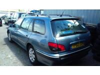 2002 Peugeot 406 2.0HDi ESTATE ,( NOSIY CLUTCH BEARING )