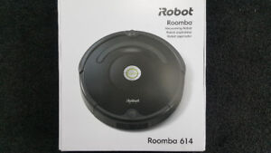 iRobot Roomba® 614 Robot Vacuum Brand New On sale
