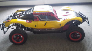 Losi 5-T Clone / Rovan LT-305 1/5th scale Short Course Truck. Stratford Kitchener Area image 1