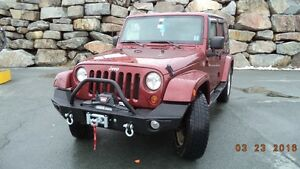2010 Jeep Wrangler Sahara Unlimited / private sale