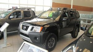 2015 NISSAN XTERRA W EXTENDED WARRANTY  LAST ONE BAUGHT BRND NEW
