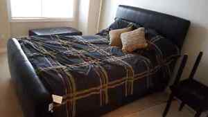 Queen bed for sale St. John's Newfoundland image 1
