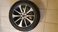 4 New 2016 Acura TLX Rims and Tires for Sale