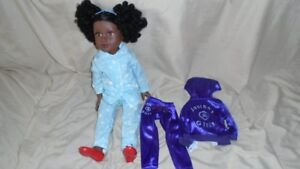 Older Journey Girl Doll Chavonne and extra track suit