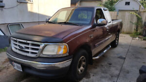 Need a truck but don't want to break the bank?... buy this one!
