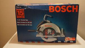 scie circulaire Bosch cs10 (à fil)
