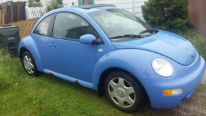 2001 Volkswagon Beetle for sale