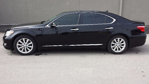 2011 Lexus LS 460 L  AWD Sedan