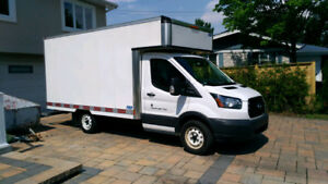 2016 FORD TRANSIT CUBE