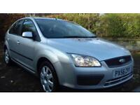 AUTO 65K Ford Focus 1.6 2006 LX 65K AUTOMATIC LOW MILEAGE FSH