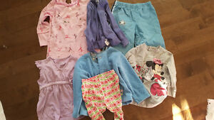 Girls clothes size 2
