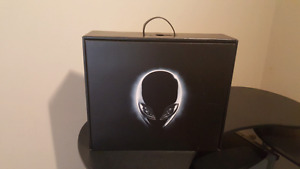 "*Brand New Factory sealed alienware 15"" 16Gbram1Tb HDD 256GbSSD*"