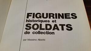 Livre Figurines et Soldat antique