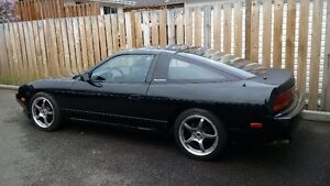 1990 Nissan 240sx parts car