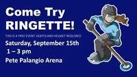 Come Try Ringette for Free!