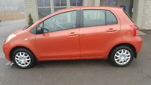 2007 Toyota Yaris CERT,ETESTED,ONE OWNER,AUTOMATIC