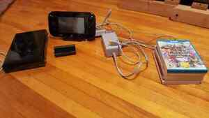 Wii u comes with lots of accesories and controllers