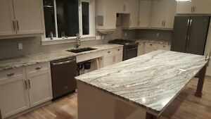 GRANITE COUNTERTOPS - Installed in just 7 Days ** ED Edmonton Edmonton Area image 2