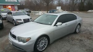 2005 BMW 7-Series 745 LI *** STUNNING VEHILCE *** SALE $9995