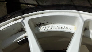 2 kOYA 17×8.0 RIMS FOR SALE