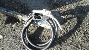 hose 12 pieds à fuel