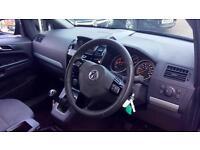 2013 Vauxhall Zafira 1.7 CDTi ecoFLEX Exclusiv (110 Manual Diesel Estate