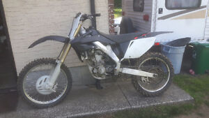 2009 crf230f and 2004 crf250r