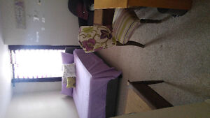 1 furnished room and bathroom including utilities
