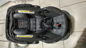 Britax B Safety elite car seat