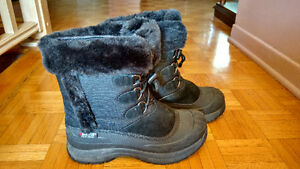 Winter Boots - Almost new Winter Boots -20- -40C Bafin