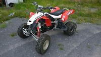 2009 Can Am DS450 Drag Quad