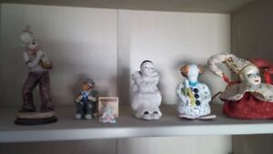 Clown Figurines, Collectibles