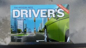 *** The Official MTO Driver's Handbook for Ontario ****