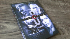 THE X-FILES COMPLETE SEASON 8 RARE DVD EDITION MINT CONDITION