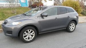 2008 Mazda CX-7 GT SUV, Crossover 2.3L Turbo