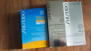 Brand New Sealed SHISEIDO Skincare  Open to reasonable OFFERS!