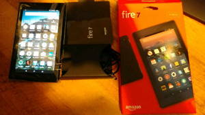 HD TABLET FIRE 7 AMAZON WIFI CAMERA BLUETOOTH