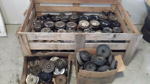 NEW & used spindles, blades & belts for mower belts