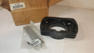 K & N Marine Carburetor Adapter 4 bolt Oval to Round