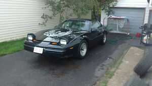 1988 Pontiac Firebird Coupe (2 door)