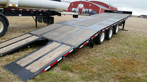 CROSS COUNTRY 30 TON TAG TRAILER